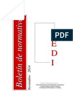 101602-Boletín Normativa Noviembre 2014 - CEDI (1)