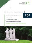 Klimaschutz- und Anpassungsmaßnahmen – Zielkonflikte und Synergien mit dem Biodiversitätsschutz