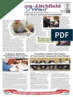 Hudson~Litchfield News 3-6-2015