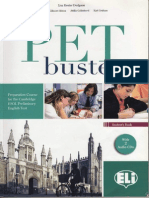 PET Buster Students Book