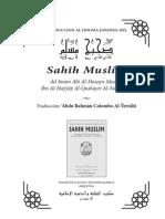 Sahih Muslim- Espanol