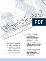 Bible Works 7 Manual