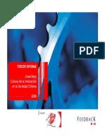 Informe Talleres - Estudio Cultura de La Innovación