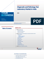 Diagnostics and Pathology Test Laboratory Market in India_Feedback OTS_2015