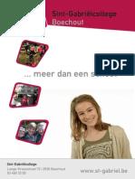 Brochure 1e Graad