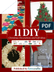 11 DIY Christmas Decorations and Gift Ideas free eBook.pdf