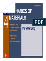 Mechanics of material Chapter 4 E russell