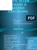 Peptic Ulcer Disease & Gastric Carcinoma