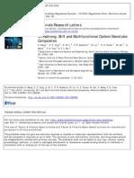 MRL CNT Composite MRL CNT Composite