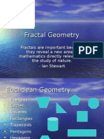 Fractals GEOMETRY