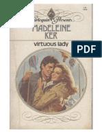 Virtuous Lady - Ker, Madeleine