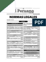Normas Legales 05-03-2015 [TodoDocumentos.info]