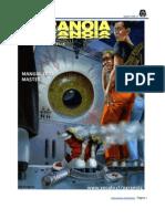 Paranoia - Manual Del Master