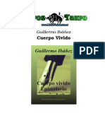 Ibañez, Guillermo - Cuerpo Vivido_Epistolario