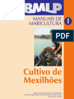 Manual de Criação de Mexilhão