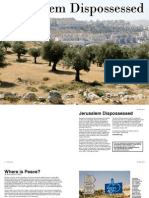 51887400 Jerusalem Dispossessed Booklet