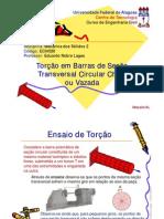 11 - Torcao Em Barras