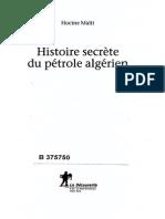 Algerie Histoire Secrète Du Pétrole Algérien