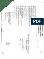 06048004 MANCUSO Metodología de La Investigación en Ciencias Sociales Cap. 1 y 2