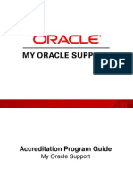 My Oracle Support Accreditation Program Guide.pdfle Support Accreditation Program Guide