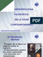 Antropología y Filosofia