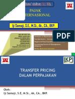 Transfer Pricing Ilustrasi