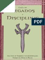 Guia de Legados y Disciplinas Vampiro