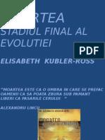 Moartea. Stadiul Final Al Evolutiei