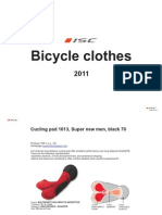 Bicycle Clothes Catalogue 2011