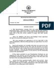 2014 Bar Examinations Questionnaires - Legal Ethics