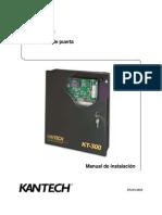 Kt 300 Controller Installation Guide Lt Es