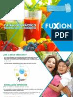 Nuevo Catalogo Detallado FuXion 2014