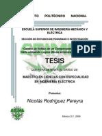 Control de Voltaje de Un Compensador Estático de VARs Utilizando Lógica Difusa Sintonizado Por Tabú
