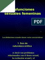 Disfunciones Sexuales Femeninas Corregidas