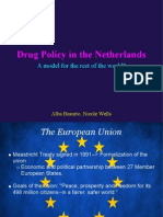 Drug Policy in the Netherlands