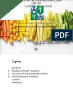 Proprietatile antibacteriene ale fructelor