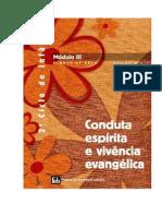 Segundo Ciclo de Infância - Módulo III - Planos de Aula - Conduta Espírita e Vivência Evangélica (FEB).pdf