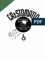 Radagásio Tabosa - Crestomatia