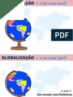 Globalização e Eu Com Isso Powerpoint