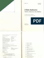 236904146 O Belo Autonomo