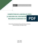 II-2. Competencias Laborales