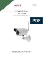 UCam User Manual