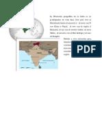 Calculo de Panel Solar_India