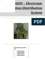 ERADIS - ELECTRONIC RATION( Wheat, Rice Etc) Distribution System