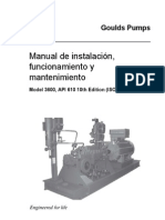 InstallationOperationMaintenance 3600 Es UY
