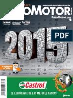 Revista Puro Motor #46 - EXPOMOVIL 2015