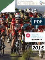 [Roadbook] Guia de Corrida - 25.º Troféu Alpendre Internacional do Guadiana