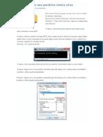 Como proteger seu pendrive contra vírus.pdf