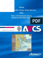 AVCS User Guide for L 3 Valmarine NaviNet ECDIS v1 0
