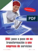 Caso Crisis IBM - Estrategia